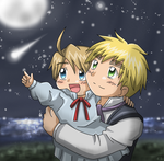APH - UK and little America by Endless-Mittens