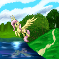 This is a magical place... by ArtyJoyful