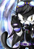 Bluecy: Sonic Riders by Bluecy