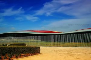 ferrari world yas island 3 by amirajuli