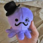 Poke Me! Gentleman Octopus by egyptianruin