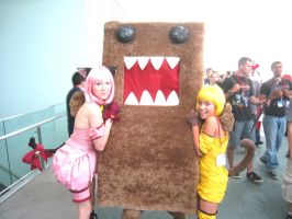 WE LOVE DOMO by niicakes