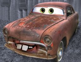 Mater's Cousin by manoluv