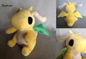 Dragonite Plush by Plush-Lore