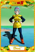 Dragon Ball Z - Bulma by DBCProject