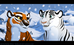 Snow Brothers - Prize by kohu-arts