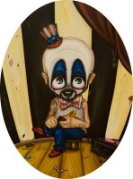 CAPTAIN SPAULDING by maximusmagno