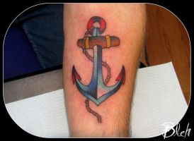 Anchor by flyingants