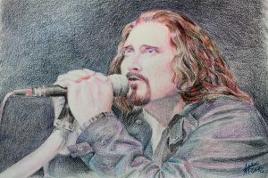 James LaBrie by Euronymousa