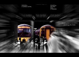catchin the train by archonGX