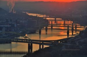 Pittsburgh Revisited V HDR by pjs15204