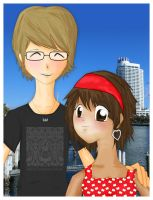 Waterside Love by ribcages