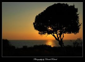 Sunset in Kefalonia by zozzy1980