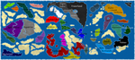 Lerodas World Map May 24, 2013 by Etohautakuva