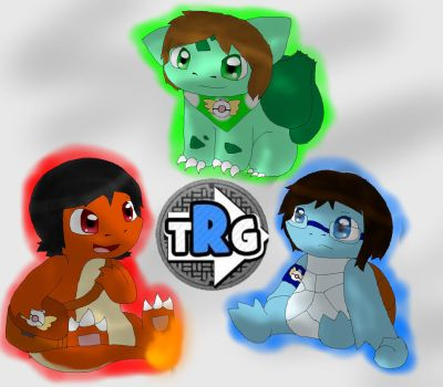Team TRG by iceumbre14