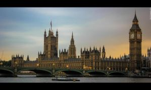 Westminster - London by Nash-Photography