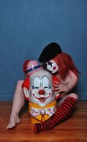 Crazy Clown Time by deannadeadly