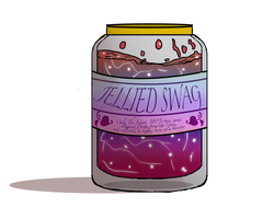 Jellied SWAG by MissThunderkin