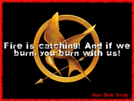 Hunger Games Wallpaper by urmyedwardcullen