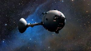 U.S.S. Ovoid by Robby-Robert