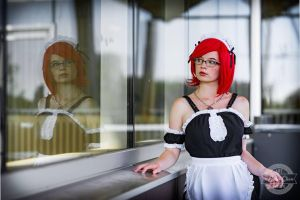 Maid in the Gardens ANIME EVOLUTION 2015 by LaNekoccino