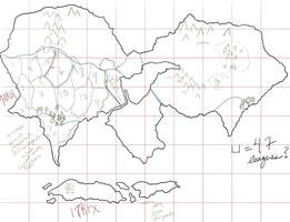 Unnamed world map WIP 3 by hugfiend