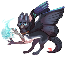 Im a wizard by griffsnuff