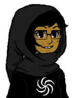 Mage Of Void Sprite Mage of Space Sprite Edit by
