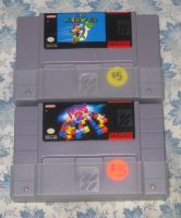 Mario World and Tetris 2 by T95Master