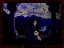 My style Halloween by Sirennia