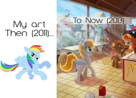 Progress by Tsitra360
