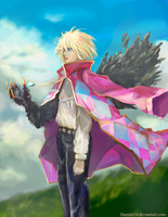 Howl: Howl's Moving Castle by SimhaART