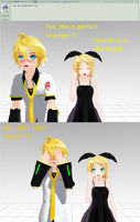 Question 2 for Kagamine Len by LegolasGimli