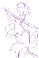 Time warriors Victorian pose by rika-dono