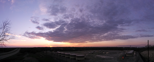 Panorama 03-18-2015A, sunset filter by 1Wyrmshadow1