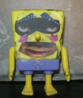Spongebob Disturbingpants by venkman3000