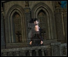 Dark Cathedrale by Ealaine