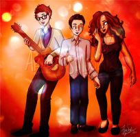 The Glee Project Competitors by Artemismoon12