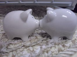 Two pigs in a pod... by spanner88
