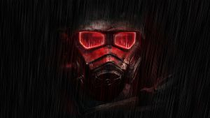 Fallout: New vegas -Dark Rain- by Thyrring