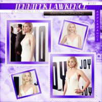 Photopack 3543: Jennifer Lawrence by PerfectPhotopacksHQ