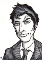 The Tenth Doctor by TheRigger