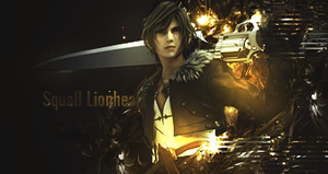 Squall Lionheart Tag by GreenMotion