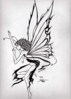 The Fairy V.2 by Emeralde