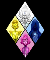 The Great Diamond Authority (uncrashed) by Kitsune-Valhalla