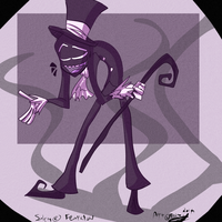 Shadow man Shadow man -GA for Fearcrowz- by Freakly-Show