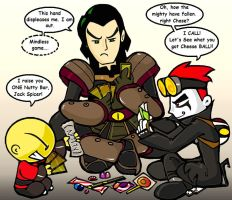 Showdown by Jack-Spicer666 by Xiaolin-showdown