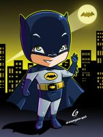 BATMAN WEST by Gad by Dreamgate-Gad
