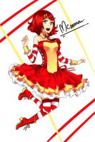 [COLLAB] Mcdonna by Crescentwing23