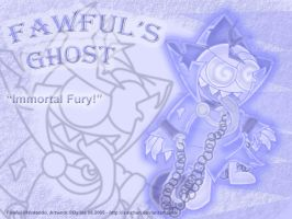 Fawful's Ghost by Ixa-Chan